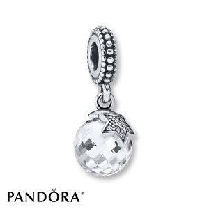 Pandora dangle star charm